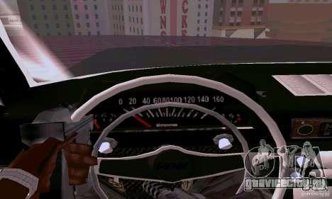 Москвич 412 для GTA San Andreas вид сбоку