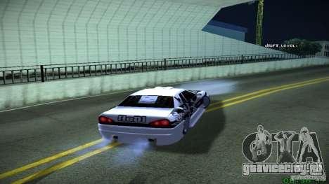 Elegy by LeM для GTA San Andreas вид слева