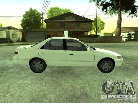 Toyota Camry 2.2 LE для GTA San Andreas вид справа