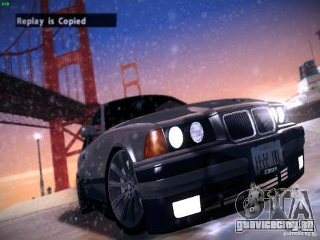 BMW M3 E36 320i Tunable для GTA San Andreas