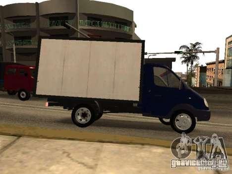 ГАЗ 3302-14 для GTA San Andreas вид слева