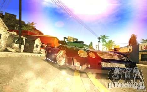 SA Illusion-S V2.0 для GTA San Andreas второй скриншот