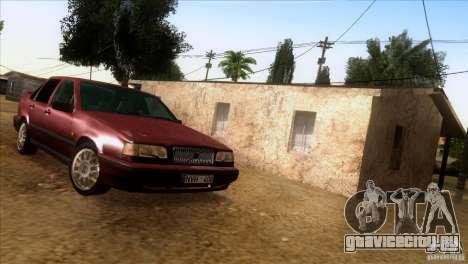 Volvo 850 Final Version для GTA San Andreas вид сзади
