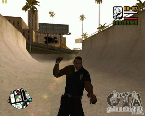 39 анимаций из игры Assassins Creed для GTA San Andreas второй скриншот