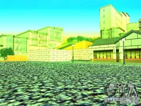 Новые текстуры магазина SupaSave для GTA San Andreas второй скриншот