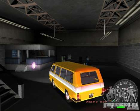 РАФ 2203 для GTA Vice City вид слева