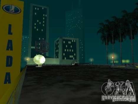 Новый автосалон в Cан-Фиеро для GTA San Andreas восьмой скриншот