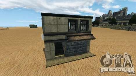 Пустыня Гоби для GTA 4 второй скриншот
