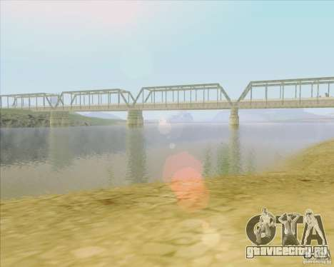 New Playable ENB Series для GTA San Andreas девятый скриншот