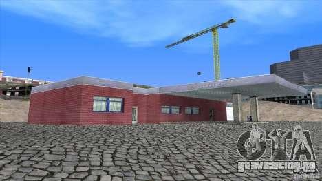 Новые текстуры домов и гаражей для GTA San Andreas шестой скриншот