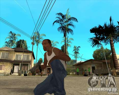 Кольт 45 для GTA San Andreas третий скриншот