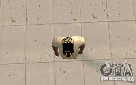 Кепка jaguar для GTA San Andreas третий скриншот