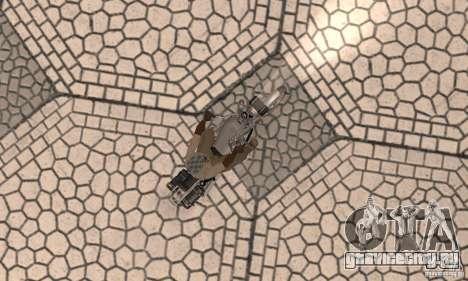 Урал Волк 1998 для GTA San Andreas вид справа