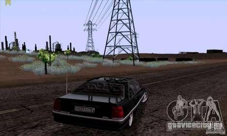 Opel Omega A Diamant Stock для GTA San Andreas вид слева