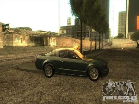 ENB v1 by Tinrion для GTA San Andreas пятый скриншот