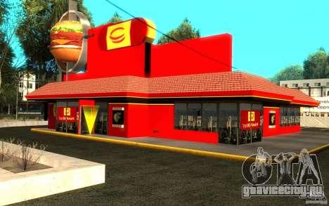Pumper Nic Mod для GTA San Andreas