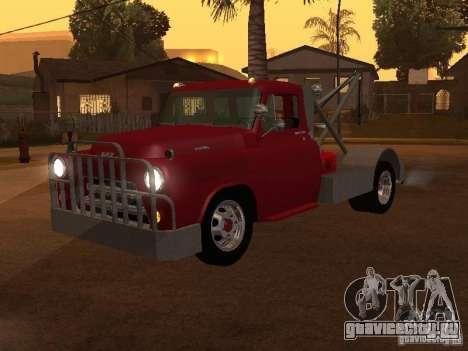 Dodge Towtruck для GTA San Andreas