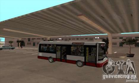Bus Open Components V3.0 для GTA San Andreas второй скриншот