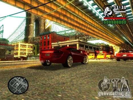 Lotus Europe S для GTA San Andreas вид слева