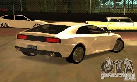Audi Quattro Concept 2013 для GTA San Andreas вид слева
