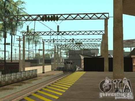 Контактная сеть 2 для GTA San Andreas третий скриншот