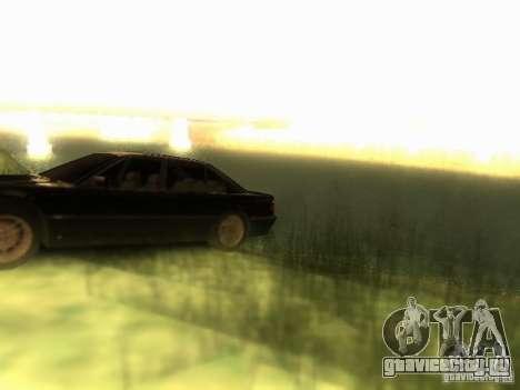 ENB Series v1.0 для GTA San Andreas третий скриншот