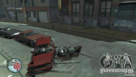 Super Bikes для GTA 4 шестой скриншот