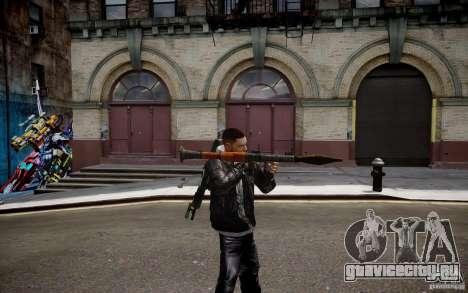 RPG-7 из MW3 для GTA 4