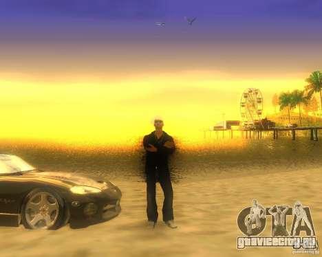 Глобальная графическая модификация для GTA San Andreas