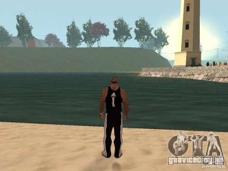 Выбор любой погоды для GTA San Andreas шестой скриншот