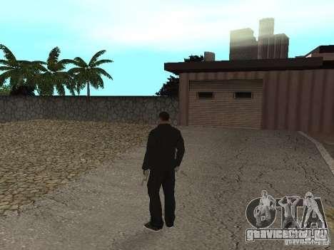 CJ Mafia Skin для GTA San Andreas четвёртый скриншот