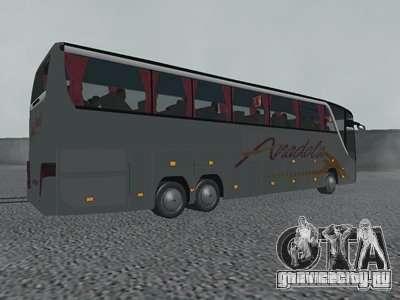Setra S 417 HDH для GTA San Andreas вид слева