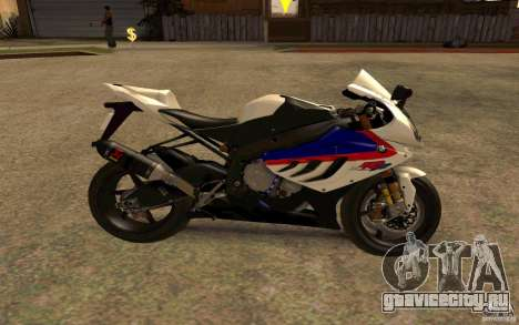 BMW S1000RR City Version для GTA San Andreas вид справа