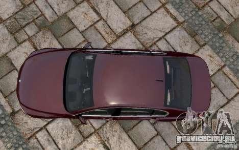 BMW 760Li 2011 для GTA 4 вид снизу