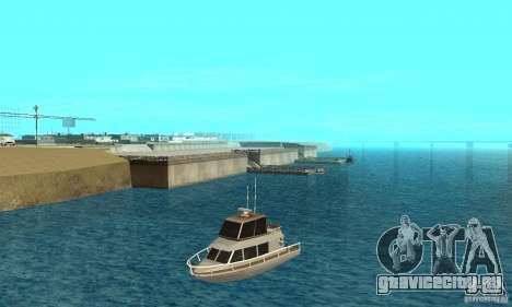 GTA VC Tropical View для GTA San Andreas