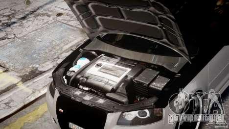 Audi S3 для GTA 4 вид сбоку