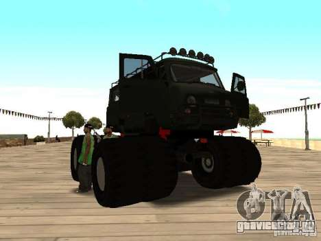 Uaz Monster для GTA San Andreas