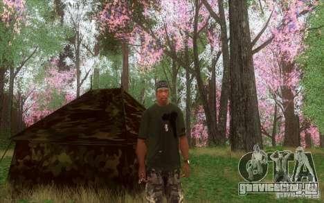 Звуки леса для GTA San Andreas