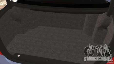 Mercedes-Benz S W221 Wald Black Bison Edition для GTA 4 вид снизу