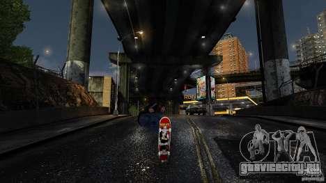 Скейтборд №3 для GTA 4