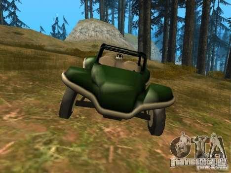 Новый BF Injection для GTA San Andreas вид справа