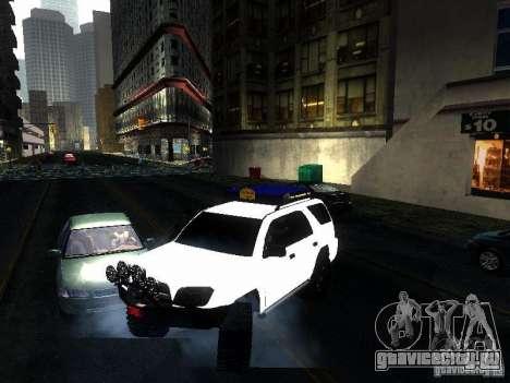 Toyota 4Runner 4X4 для GTA San Andreas