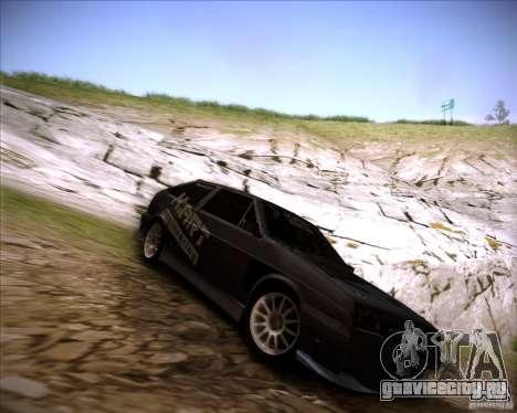 ВАЗ 2108 K-Art для GTA San Andreas вид сбоку