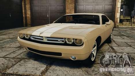 Dodge Challenger Concept 2006 для GTA 4