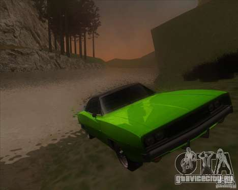 ENB от ALKANAVT для GTA San Andreas третий скриншот