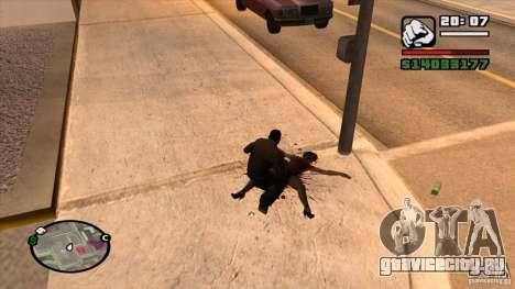 CJ Medic для GTA San Andreas