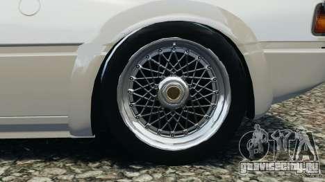 BMW M1 Procar для GTA 4 вид изнутри