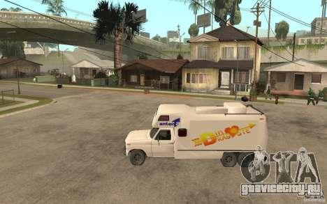 Ford F150 Carvana Dragostei для GTA San Andreas