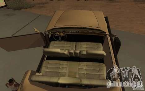 New Feltzer для GTA San Andreas вид справа