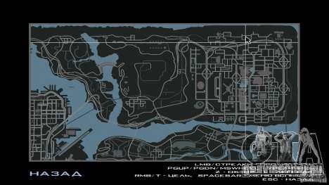 HUD by Neo40131 для GTA San Andreas пятый скриншот